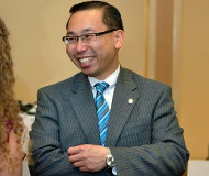 Mayor Allan Fung