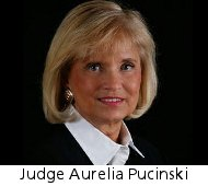 Judge Aurelia Pucinski