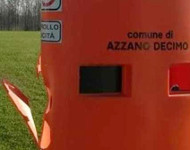 Azzano speed camera
