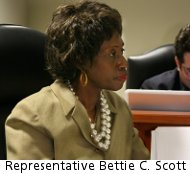 Representative Bettie C. Scott