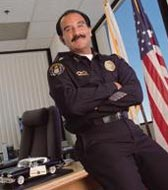San Diego Police Chief David Bejarano