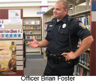 Officer Brian Foster