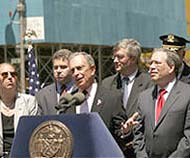 Mayor Bloomberg, 5/24/07