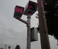 Oakland speed camera