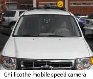 Chillicothe speed camera