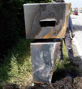 Copparo, Italy speed camera