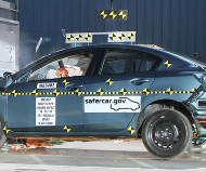 Federal crash test