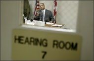 DC Parking Hearing Room