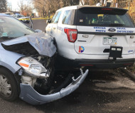 Denver speed van crash