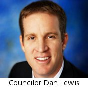 Albuquerque Councilor Dan Lewis
