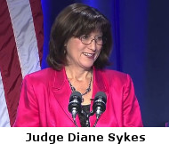Judge Diane Sykes