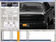 Red light camera software