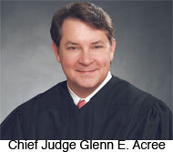 Chief Judge Glenn E. Acree