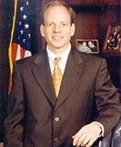 Mayor Matthew Godfrey