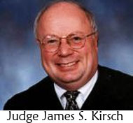 Judge James S. Kirsch