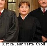 Justice Jeannette Theriot Knoll