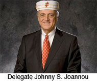 Johnny S. Joannou