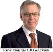 Former CEO Kim Edwards