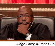 Judge Larry A. Jones
