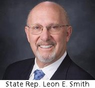 Idaho Rep. Leon E. Smith