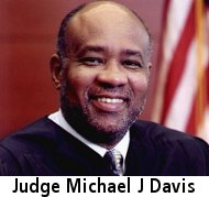 Judge Michael J Davis