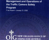 Inspector general report cover