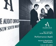 NSW audit cover