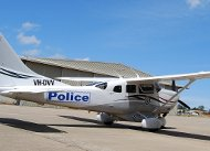 NSW Police Cessna