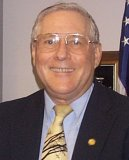 Arlington Treasurer Frank OLeary