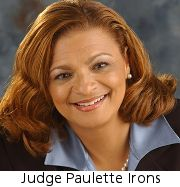 Judge Paulette R. Irons