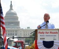 Rally for Roads, 3/20/12