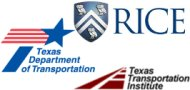 TxDOT, Rice University, TTI
