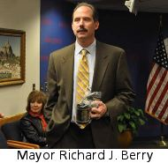 Mayor Richard J. Berry