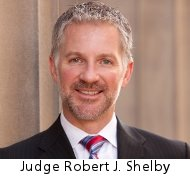 Judge Robert J. Shelby