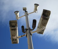 Red light camera photo by Paul Sableman/Flickr