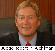 Judge Robert P. Ruehlman