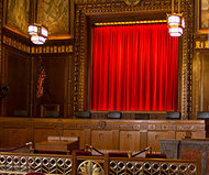 Ohio Supreme Court chamber