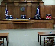Smith County, Texas Commissioners Court