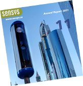 Sensys annual report cover