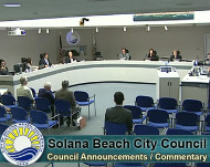 Solana Beach city council