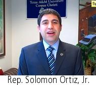 Rep. Solomon Ortiz, Jr.