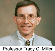 Professor Tracy C. Miller