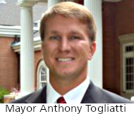Mayor Anthony Togliatti