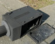 Toulouse speed camera
