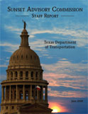 Sunset report cover