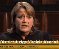 Judge Virgina M. Kendall