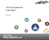 VMT report cover