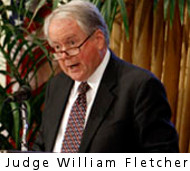 Judge William A. Fletcher