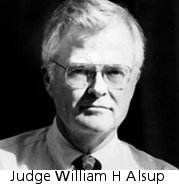 Judge William H. Alsup