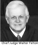 Chief Judge Walter S. Felton